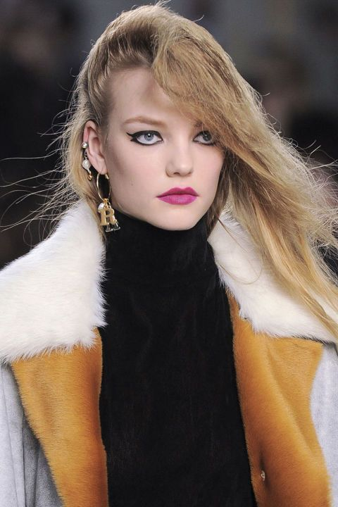 6 pretty beauty trends from London Fashion Week to know for fall: