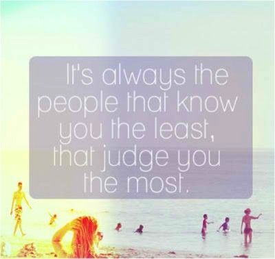 judge the most..