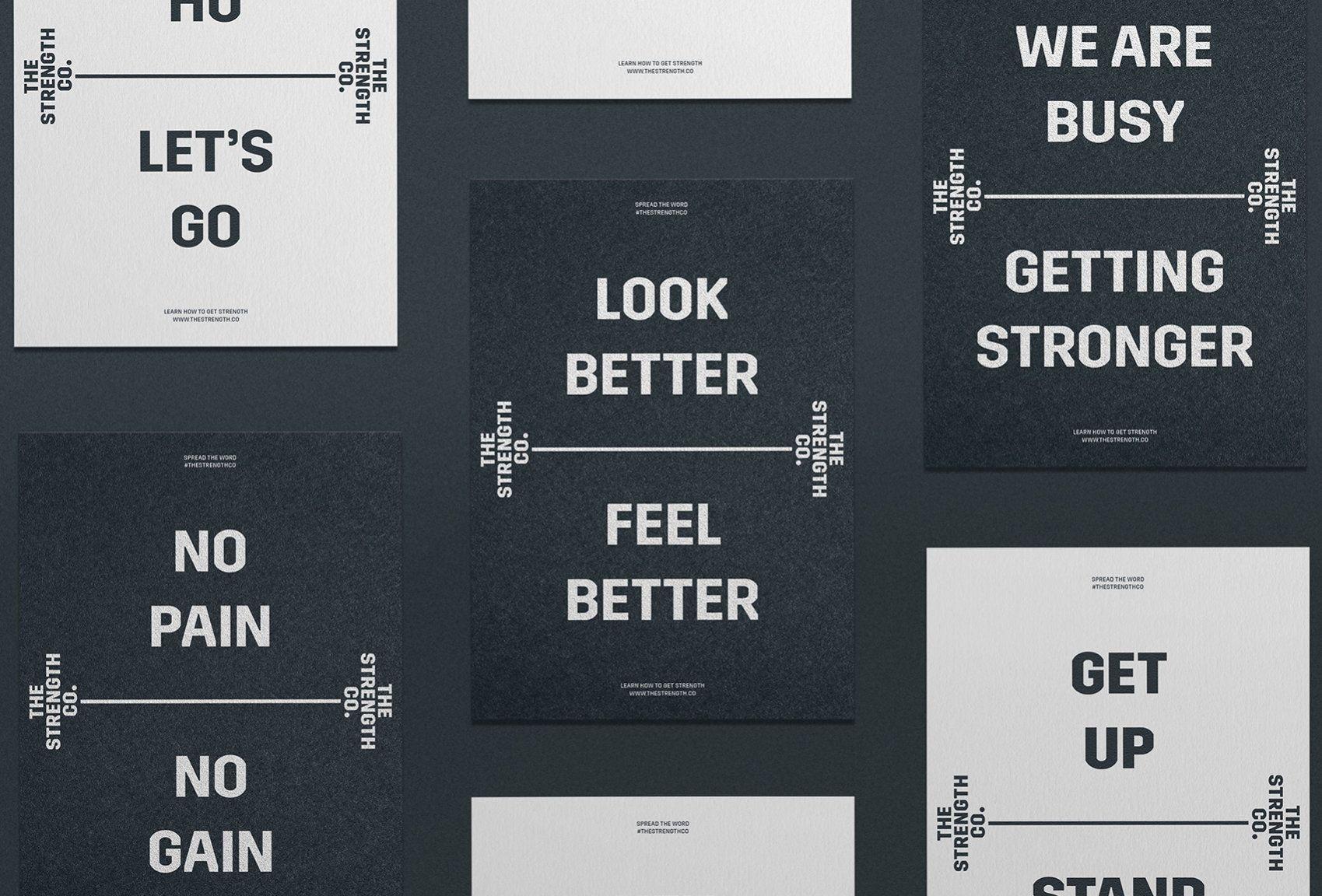 The Strength Co on Visual Journal Print Pinterest