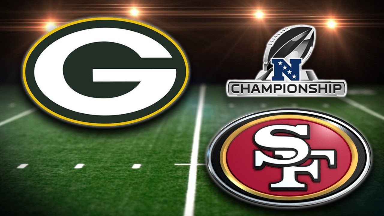 Nfc Championship Game 49ers Vs Packers Madden 20 Simulation In 2020 Nfc Championship Game 49ers Vs 49ers Vs Packers