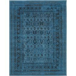 Photo of benuta Classic Teppich Antique Blau 160×230 cm – Vintage Teppich im Used-Lookbenuta.de