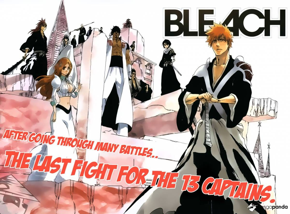Bleach coloring games online - Read Bleach Manga Chapter 591 Page 1 Online Ichigo Kurosaki Has Always Been Able To See Ghosts But This Ability Doesn T Change His Life Nearly