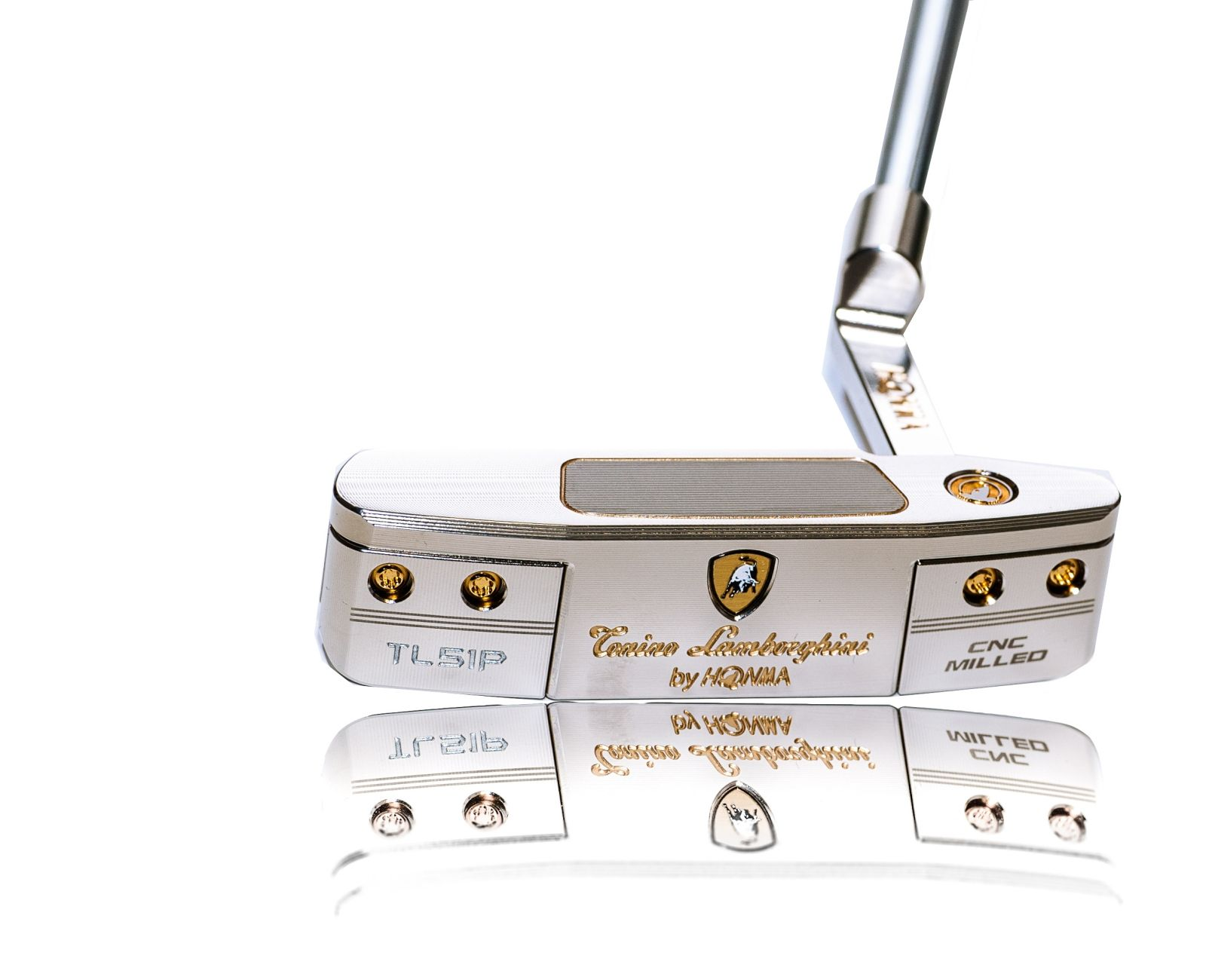 The Ultimate Tonino Golf line, manufactured in