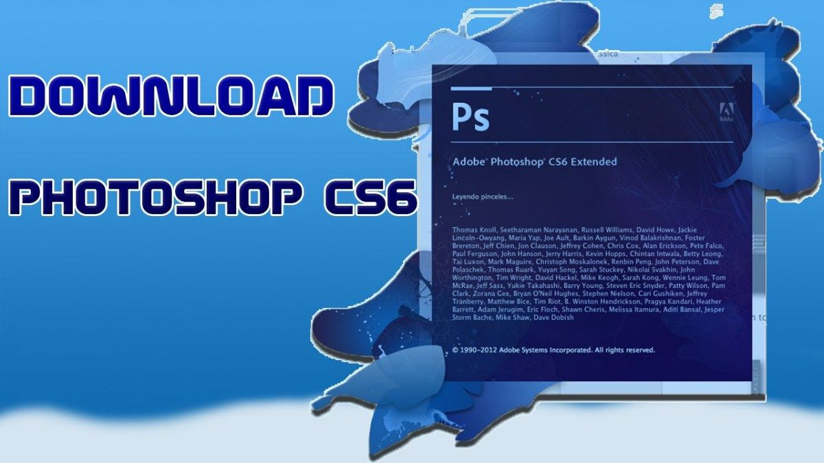 Desktop photoshop free download cs6 extended crack only