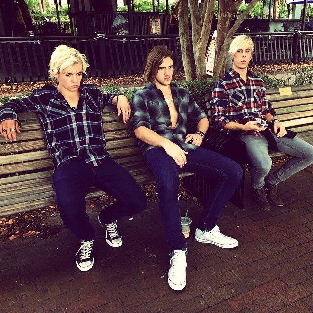 r5 entrevista   R5 Live On Tour: Memphis,Tennesee + R5 é novo artista do Vevo Lift