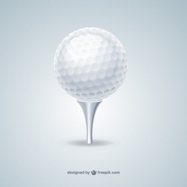 Golf Ball Free Vector Golf Golf Ball Golf Art