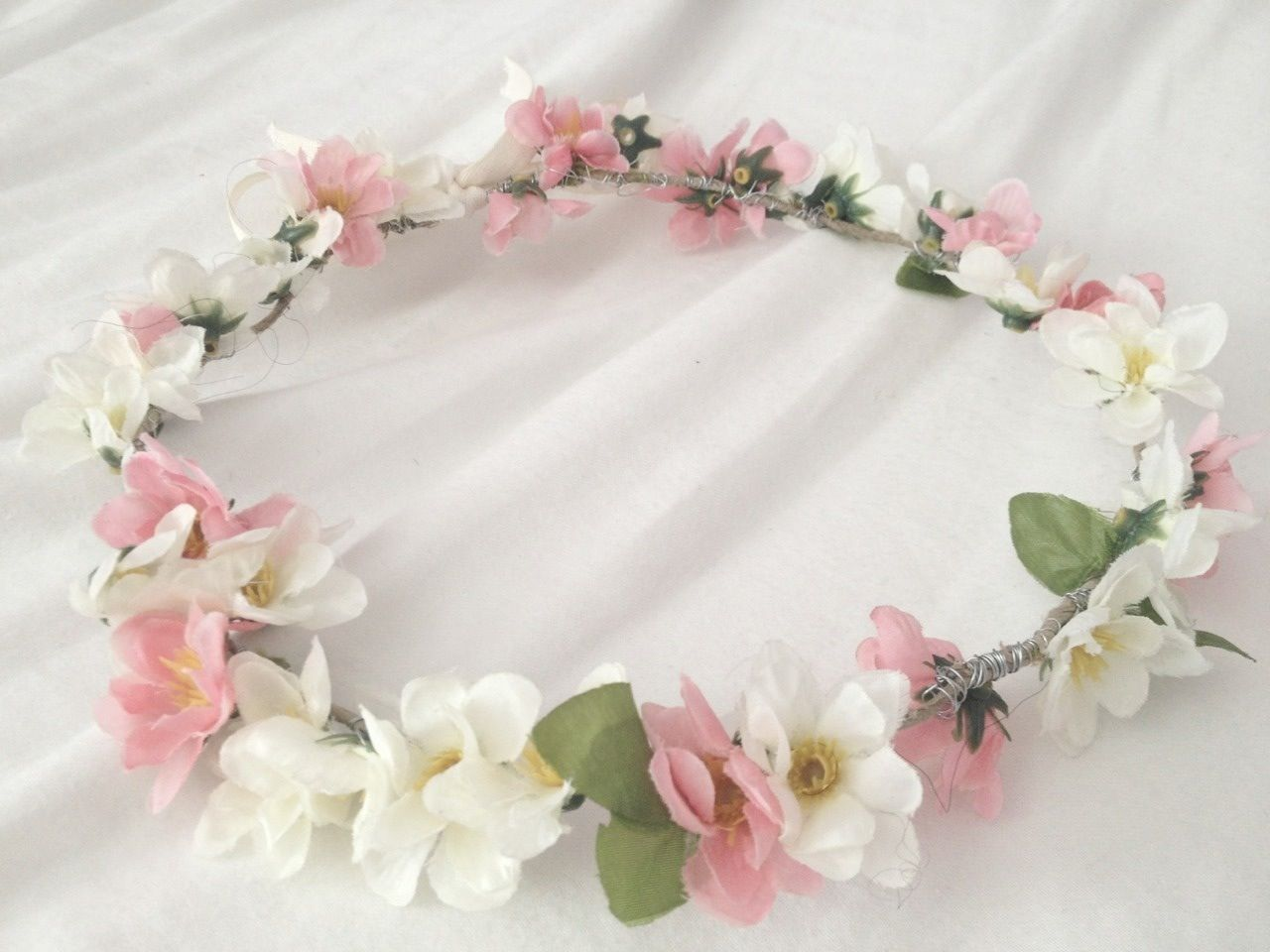 Pretty Flower Crown Fae Pinterest Flower Crowns
