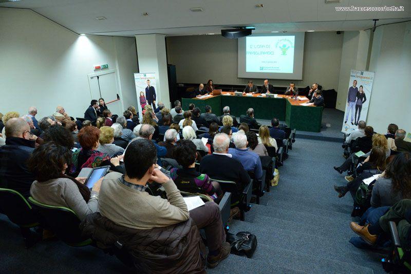 Presentazione Pubblica del Progetto FAMIGLIAMOCI