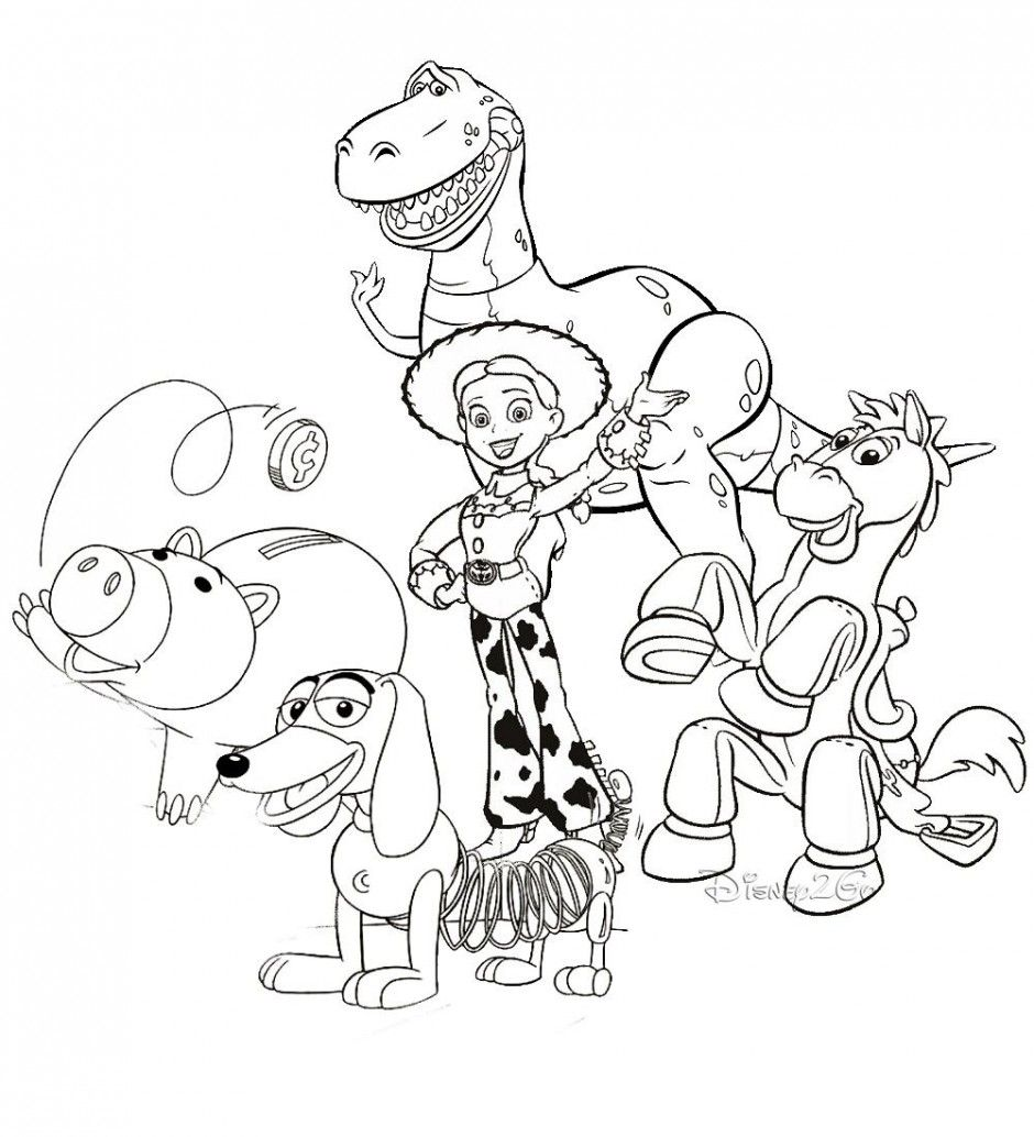 Disney Character Coloring Pages Disney Coloring Pages Toy Story Toy Story Coloring Pages Disney Coloring Pages Coloring Pages