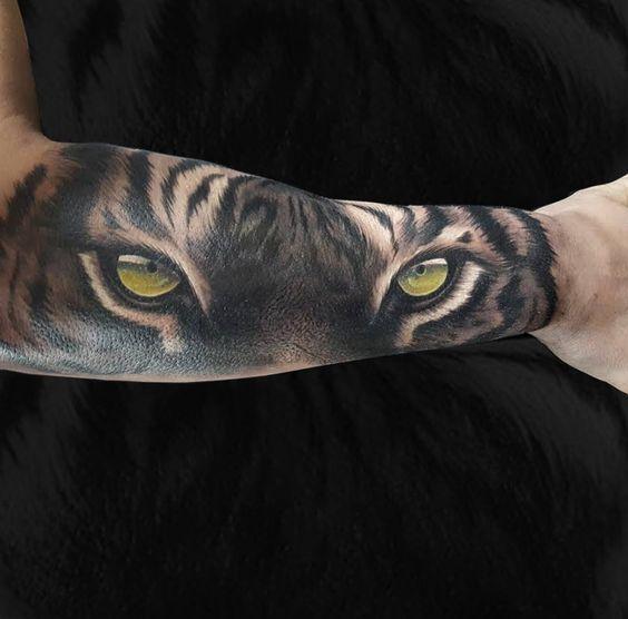 Tatuajes Para Hombres En El Antebrazo92 Fotos Imágenes