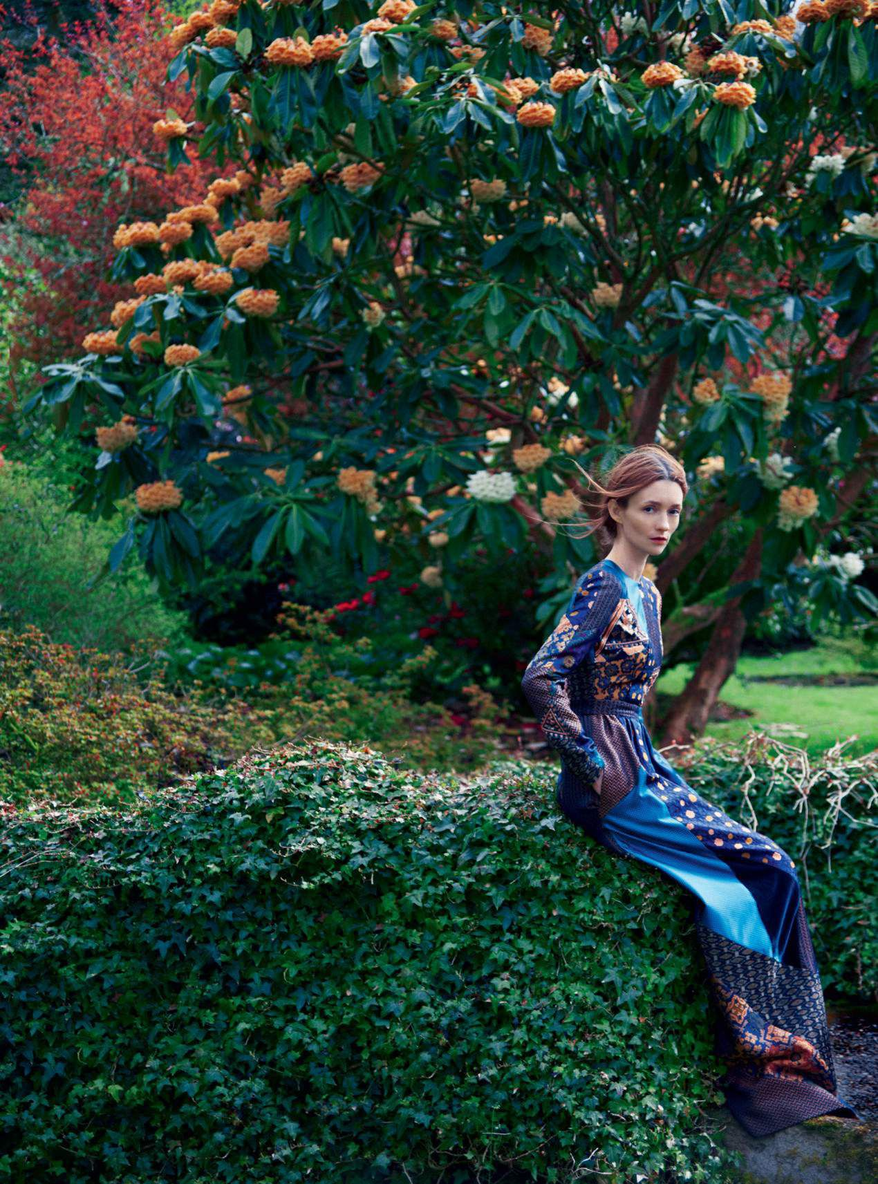 Audrey Marnay by Erik Madigan Heck for Harper's Bazaar UK October 2015 12