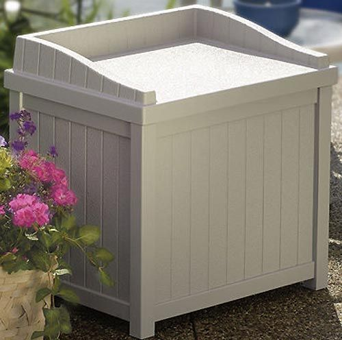Home Depot Outdoor Storage Bins Living Deck Bo Box