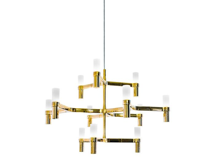 Crown Minor Suspension Lamp Home Goods Ceiling Lights