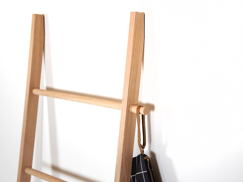 Frida Handtuchleiter Handtuchleiter Handtuchhalter Holz Handtuchstander