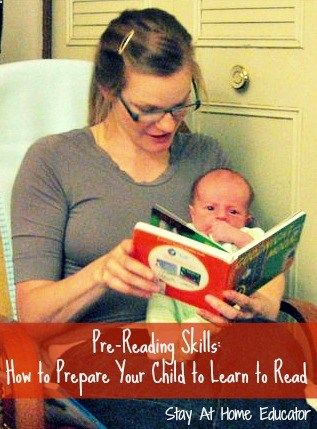 Pre Reading Skills How To Prepare Your Child Learn Read