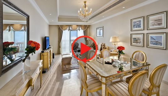 Luxury Hotel Room For Families Dubai Kempinski The Palm
