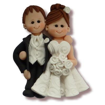 A very intricate wedding topper which can be personalised in your colours to suit your craft project & occasion from £6.50
