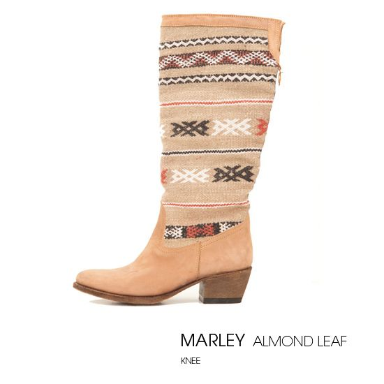 Cobra Society boot - made from old kilim rugs. Found this inspiration via Out and About Africa at www.outandaboutafrica.blogspot.com.