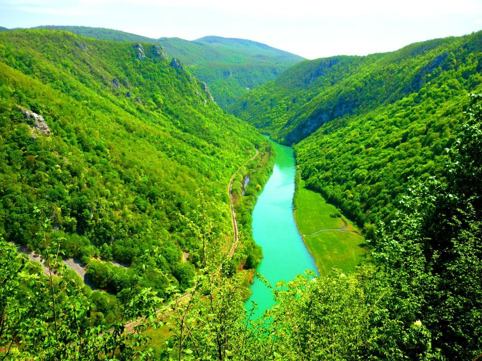 Drina river, Bosnia and Herzegovina