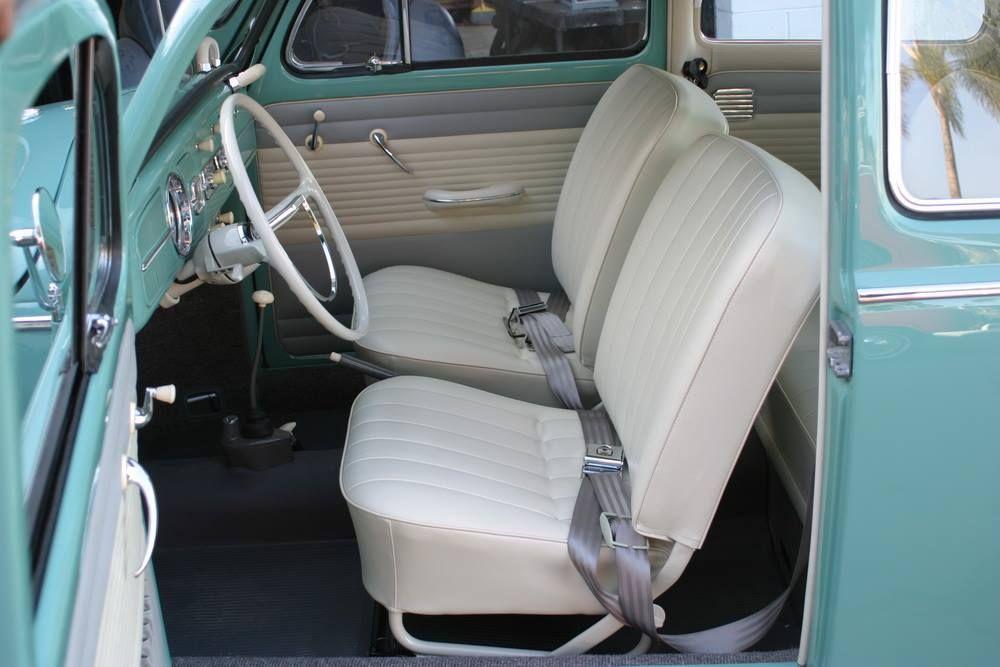 original style 1962 63 vw beetle interior and upholstery fahrvergn gen pinterest vw. Black Bedroom Furniture Sets. Home Design Ideas