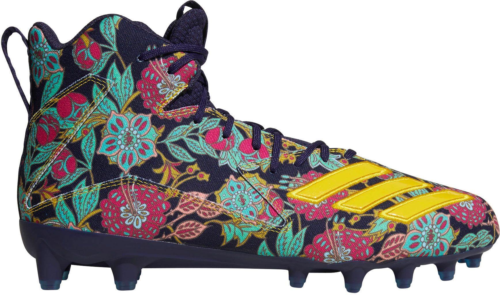 Adidas Men S Freak X Carbon Sundays Best Mid Football Cleats Size 12 0 Multi Adidas Men Football Cleats Men
