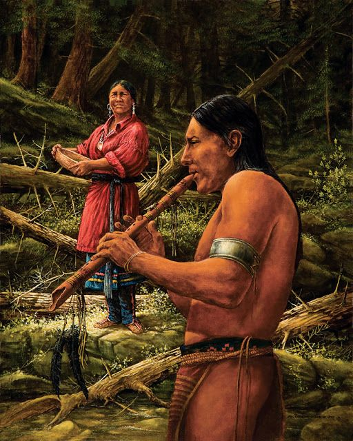 Amerindian: The art of Andrew Knez