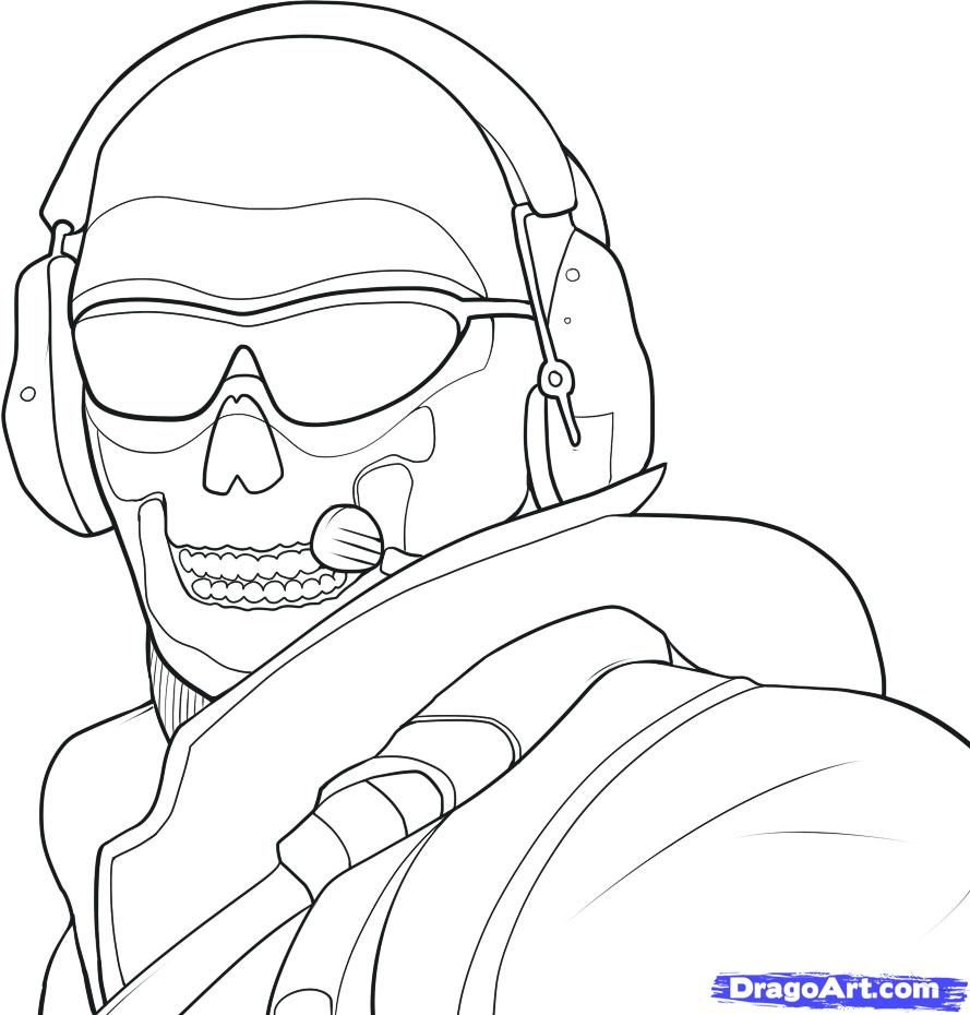 Call Of Duty Drawings Bing Images Coloring Pages For Adults