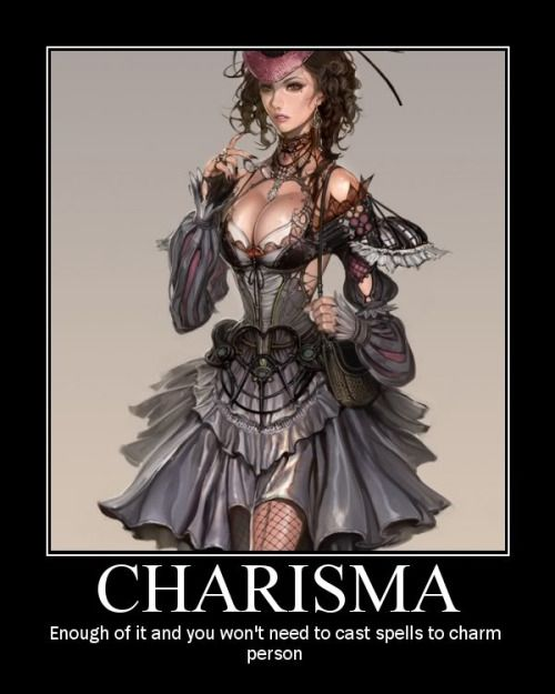 charisma d d in 2018 pinterest rpg dragons and memes