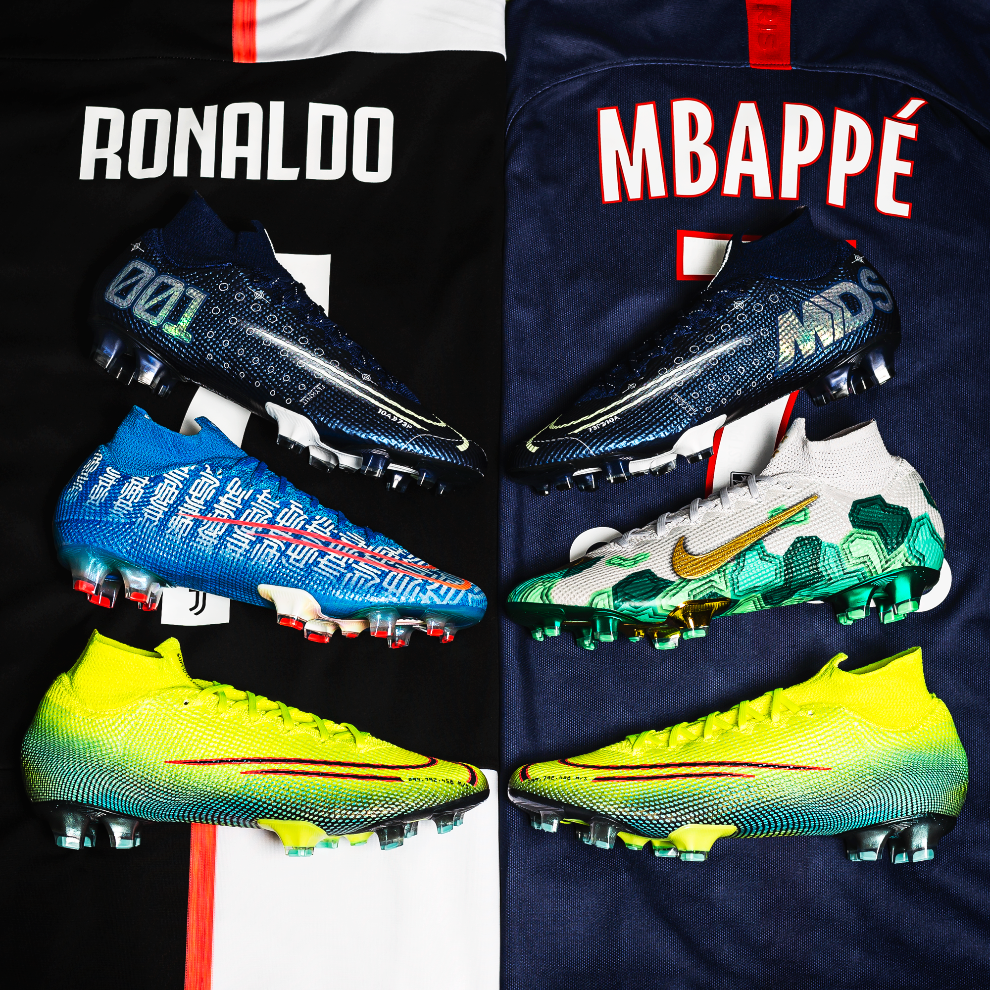 Cr7 Mbappe In 2020 Nike Football Boots Nike Soccer Shoes Soccer Cleats Nike