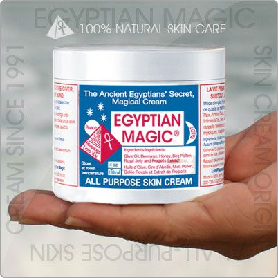 Beauty Hits and Misses: Egyptian Magic Cream Review