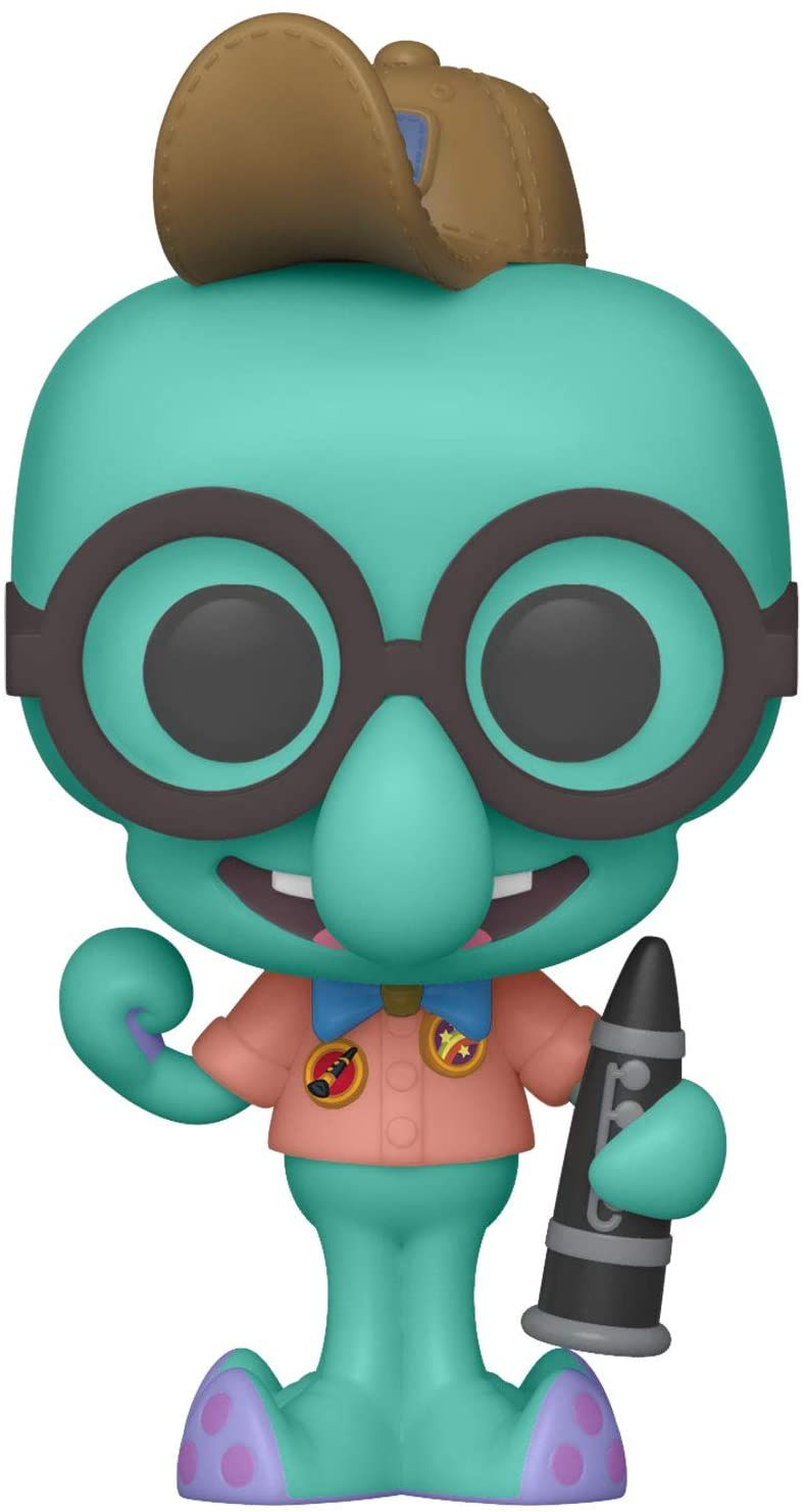 Funko Animation Pop - The Sponge Bob Movie - Squidward in Camping Gear