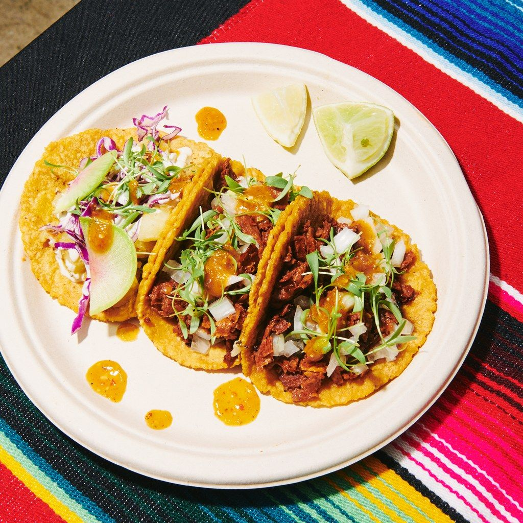 Photo of These Vegan Tacos Are More Than a Trend