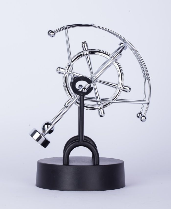 rudder cosmos revolving perpetual motion machine popular office