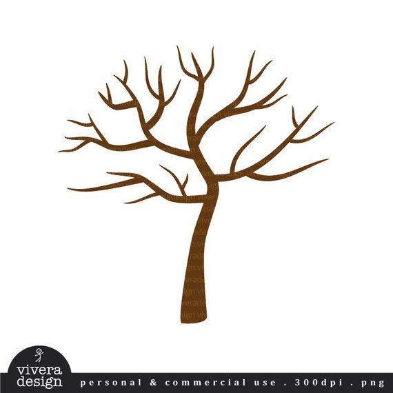 Printable Pdf Tree With No Leaves Winter Tree Perfect