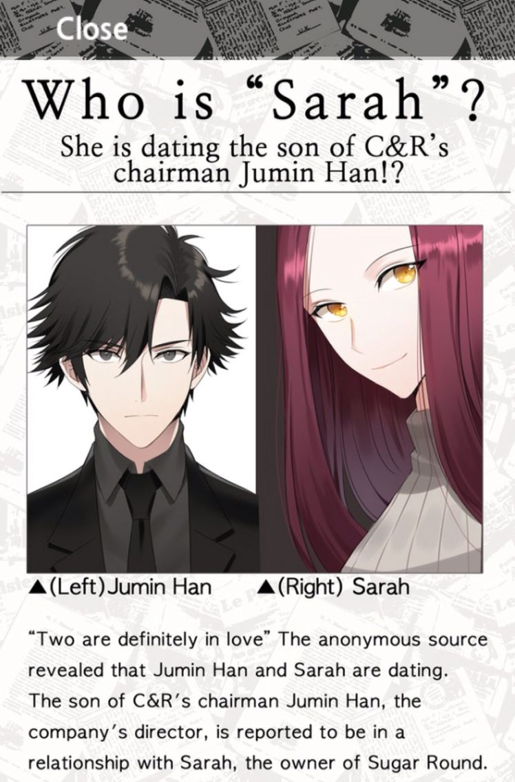 Pin by Jessi on Mystic Messenger Mystic messenger jumin