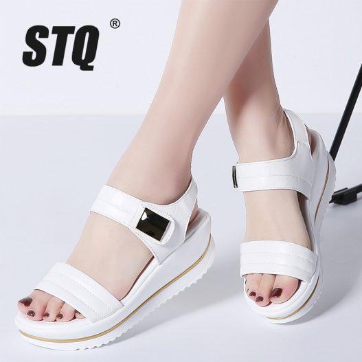 201428-xpsifd.jpg | White wedge sandals