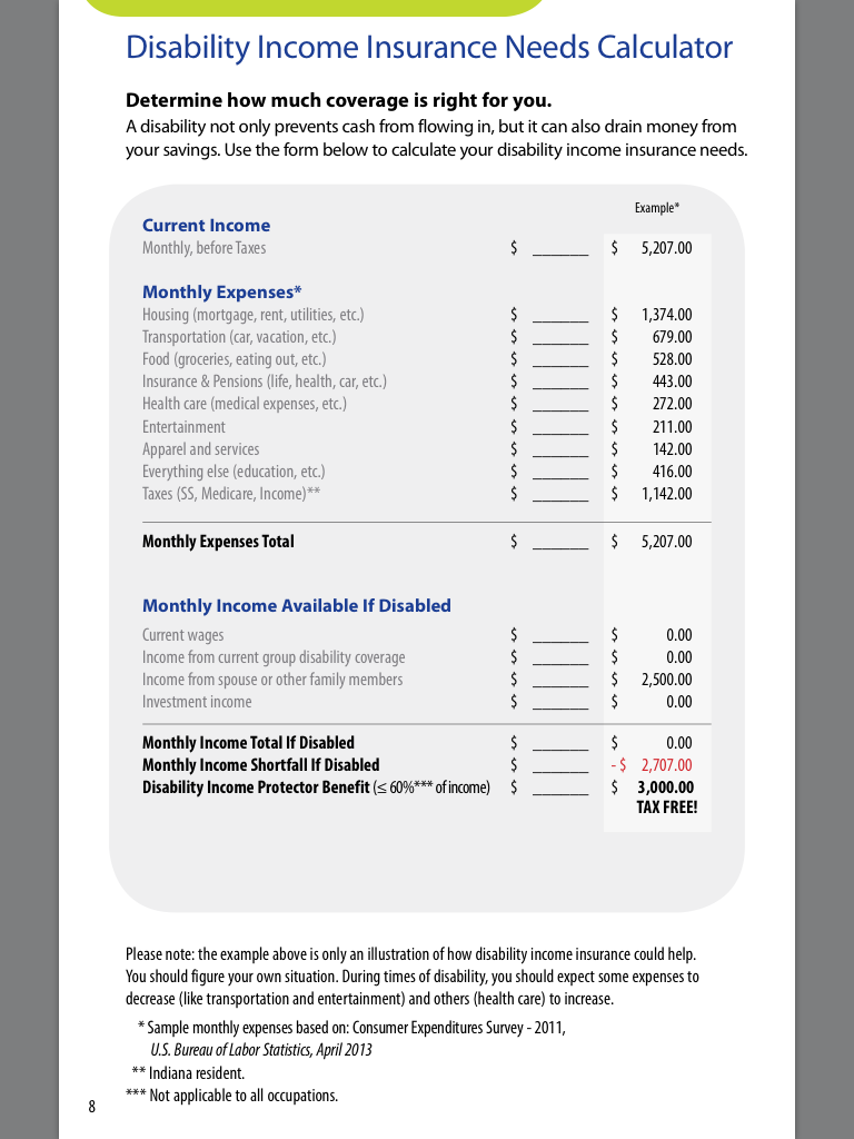 United Health One Disability Income Insurance Image By Justin