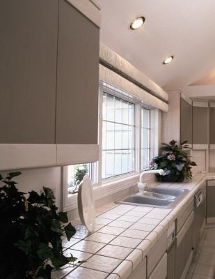 how to make white melamine cabinets look good diy house home rh pinterest com