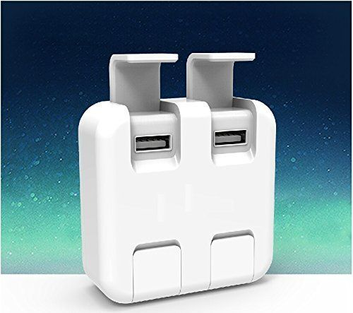 Coplux 20w usb charger station with multi port for smart phones, tablets, and many other devices , usb charging hub also can be a stand for iPhone ,smart phone and tablet , easy to carry around it is best travel charger Coplux http://www.amazon.com/dp/B0126ULUP0/ref=cm_sw_r_pi_dp_ouSWvb1PEJ9GC