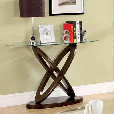 Console Tables Wayfair Buy Sofa Table Foyer Glass Tables
