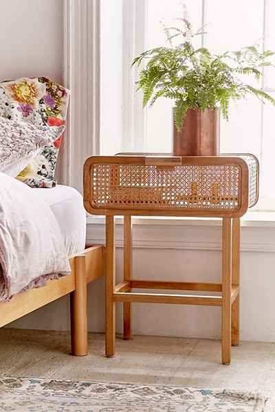 Urbanoutfitters Com Awesome Stuff For You Amp Your Space Rattan Side Table Furniture Trends Interior
