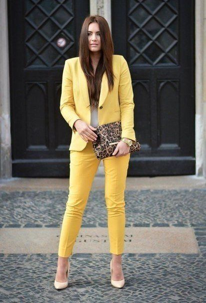 I love yellow! (8 images) | GNOSTON — fashion, style and beauty!