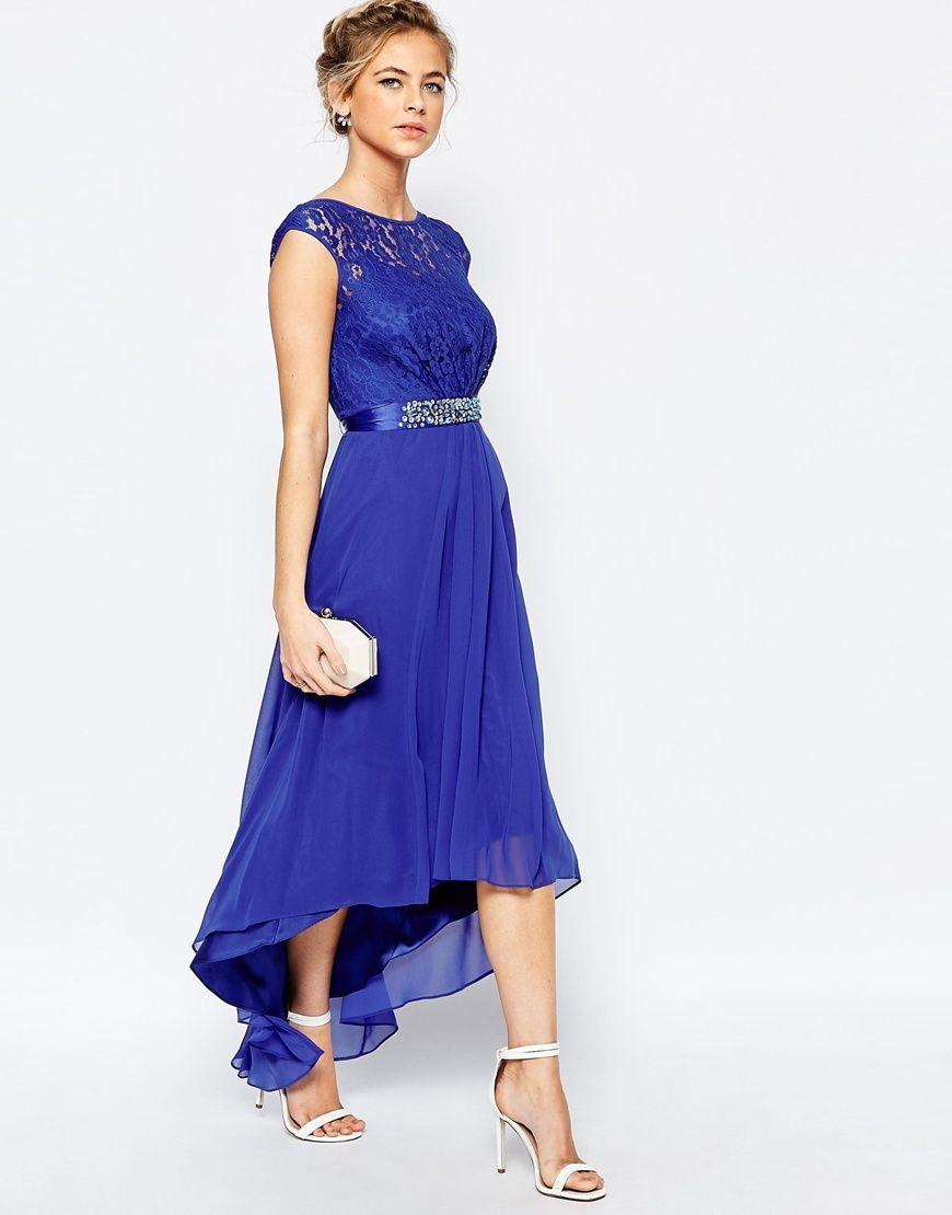 Coast Lori Lee Maxi Dress in Cobalt Blue | Cobalt blue, Cobalt and ...