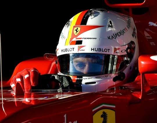 Vettel, 2015