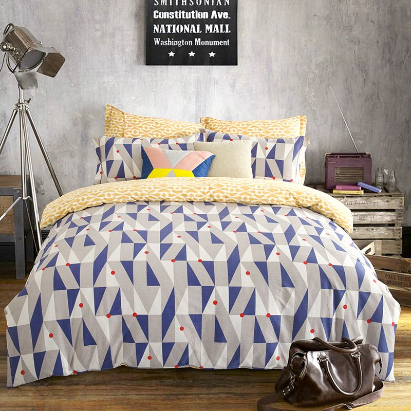 Free Shipping] Buy Best Adult Queen King Size Geometric