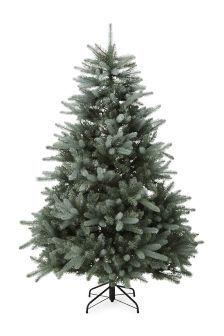 6FT Silver Tip Teardrop Shape Christmas Tree
