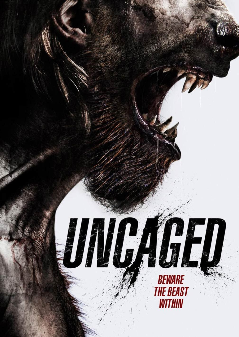 2016 Uncaged Download Movies Horror Movie Posters Streaming Movies
