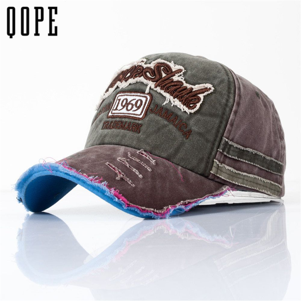 Click to Buy    Cotton Embroidery letter Baseball cap Hip-hop Cap ... 1fee05d154b5