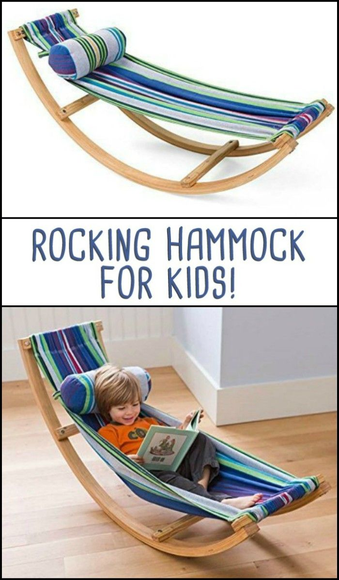 Miraculous Kids Can Now Enjoy Their Very Own Rocking Hammock Bralicious Painted Fabric Chair Ideas Braliciousco