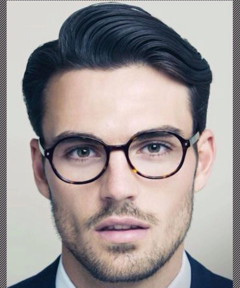 Here Are Some Of The Best Haircuts For Men With Gles Plenty Options To Choose From Our 24 Picture Gallery